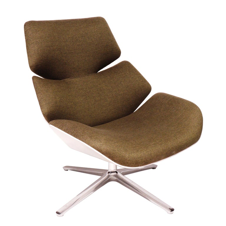 """""""Shrimp"""" Easy Chair by Jehs + Laub for COR Sitzmøbel For Sale"""