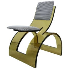 Mid-Century Modern Corner Chairs