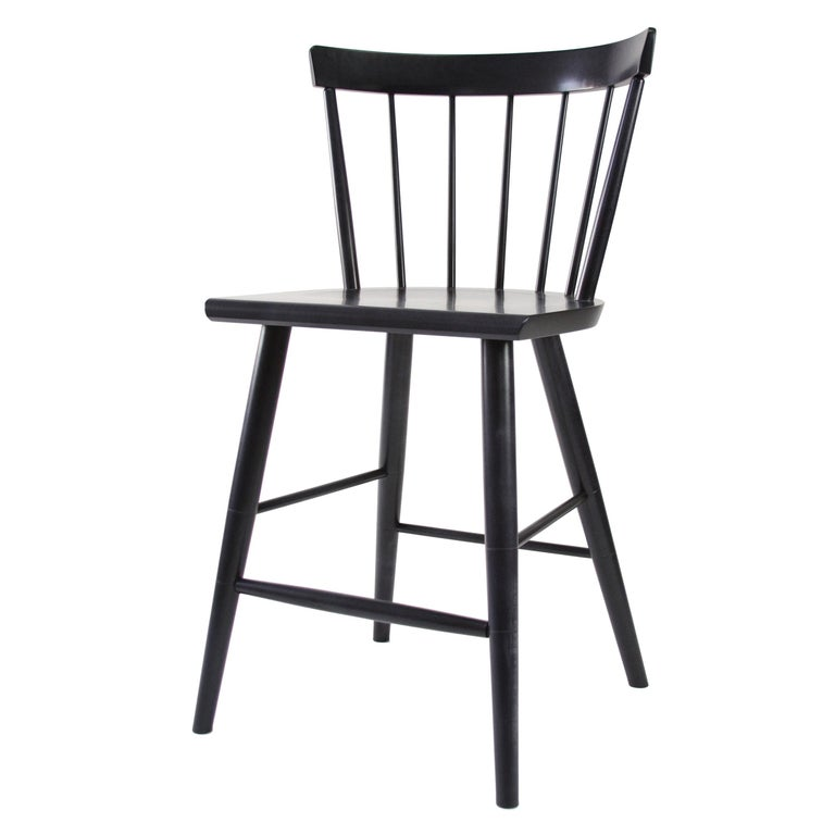 Colt Counter Stool, Contemporary Windsor Stool For Sale At