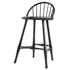 Wayland Half-Bow Counter or Windsor Stool