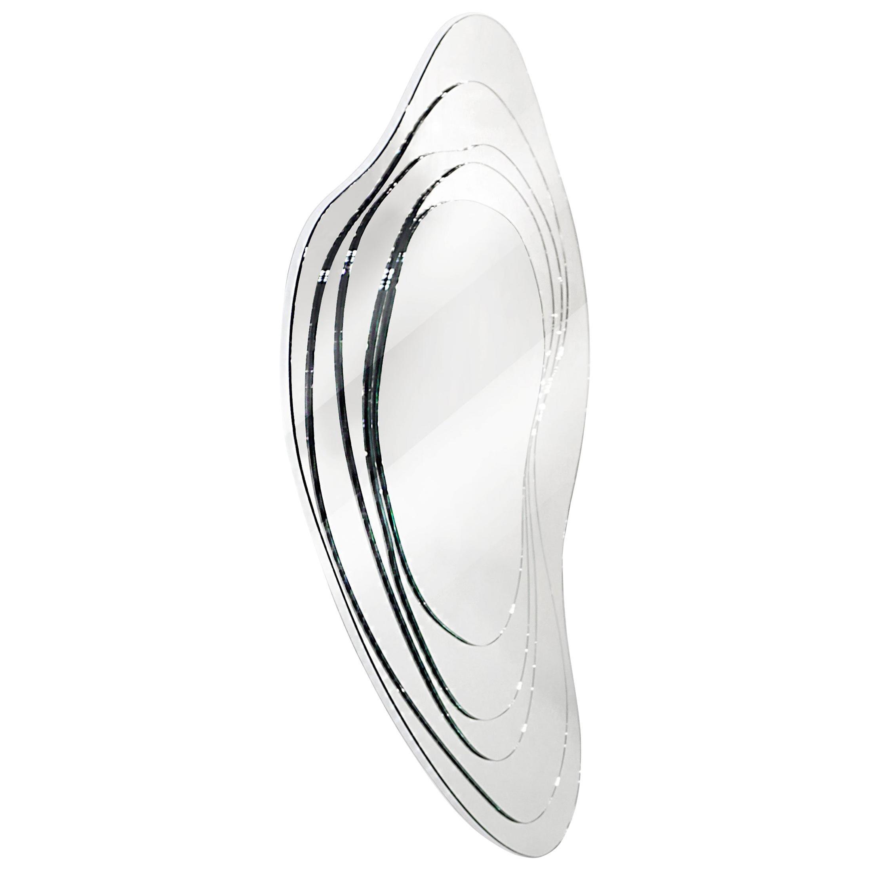 Wall Mirror Decorative Italian Contemporary Design