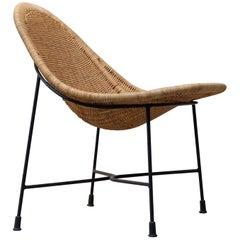 "Kerstin Hörlin-Holmquist Easy Chair Model ""Lilla Kraal"", 1960s"