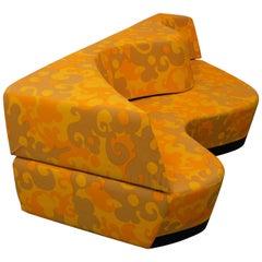 Superonda Sofa by Archizoom, 1960s