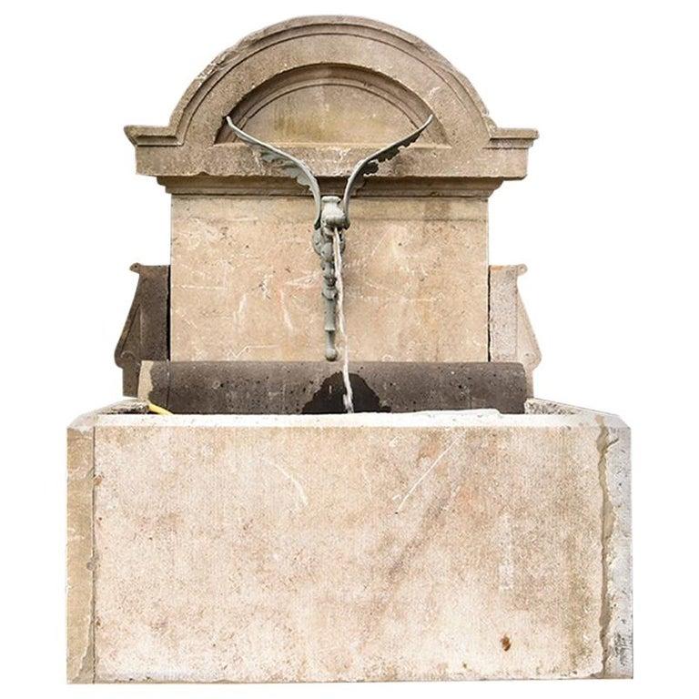 Big Fountain, 19th Century For Sale