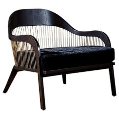 Lanka Armchair, by Reda Amalou Design, 2015 -  Contemporary bergere seat