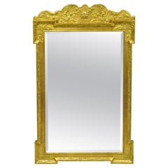 Friedman Brothers Historic Newport Collection Vintage Gold Wall Mirror