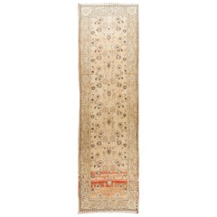 Antique Agra Long Runner