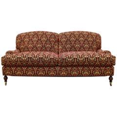 Brunschwig & Fils English Sofa on Casters