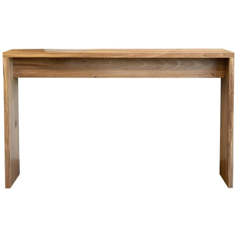 Spider Console Table in Sweet Gum by Alabama Sawyer For Sale