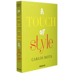 """A Touch of Style"" Book"