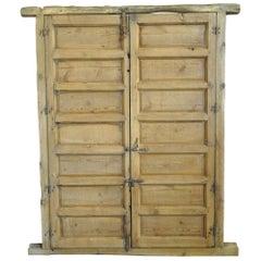 Outstanding Pair of 17th Century Spanish Doors