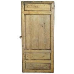 Spanish 17th Century Entry Door
