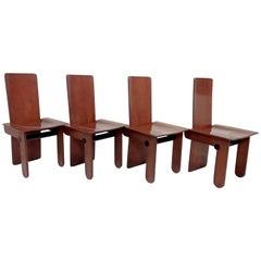 Carlo Scarpa Dining Room Chairs
