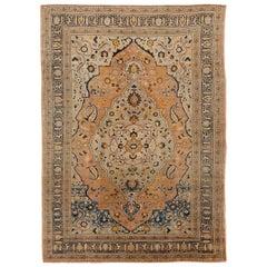 1900's  Antique Tabriz Rug