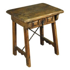 Spanish Early 20th Century Side Table