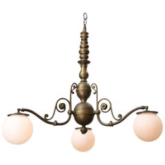 Dutch Style Belgian Chandelier