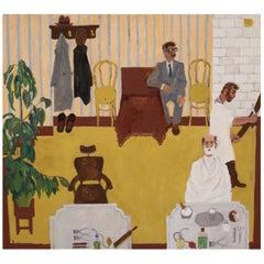Yefim Ladyzhensky Painting