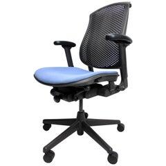 Herman Miller Celle Adjustable Desk/Task Chair, Adjustable Seat and Arm Height