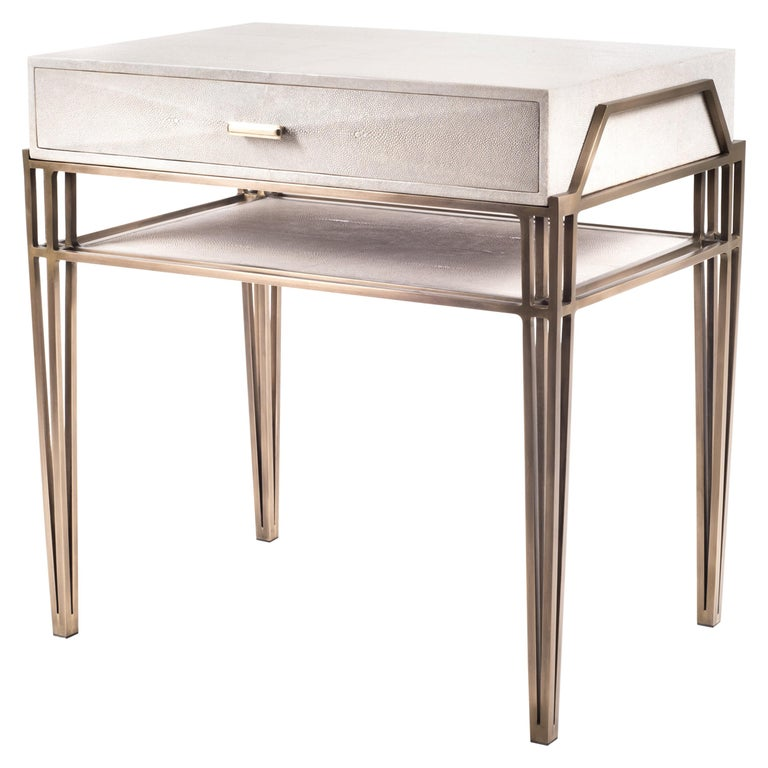 Cosmia bedside table, new, offered by R&Y Augousti