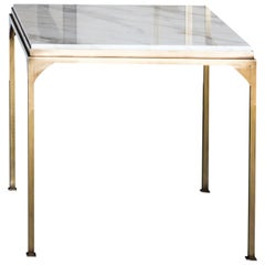 Prosecco Medium Square Side Table