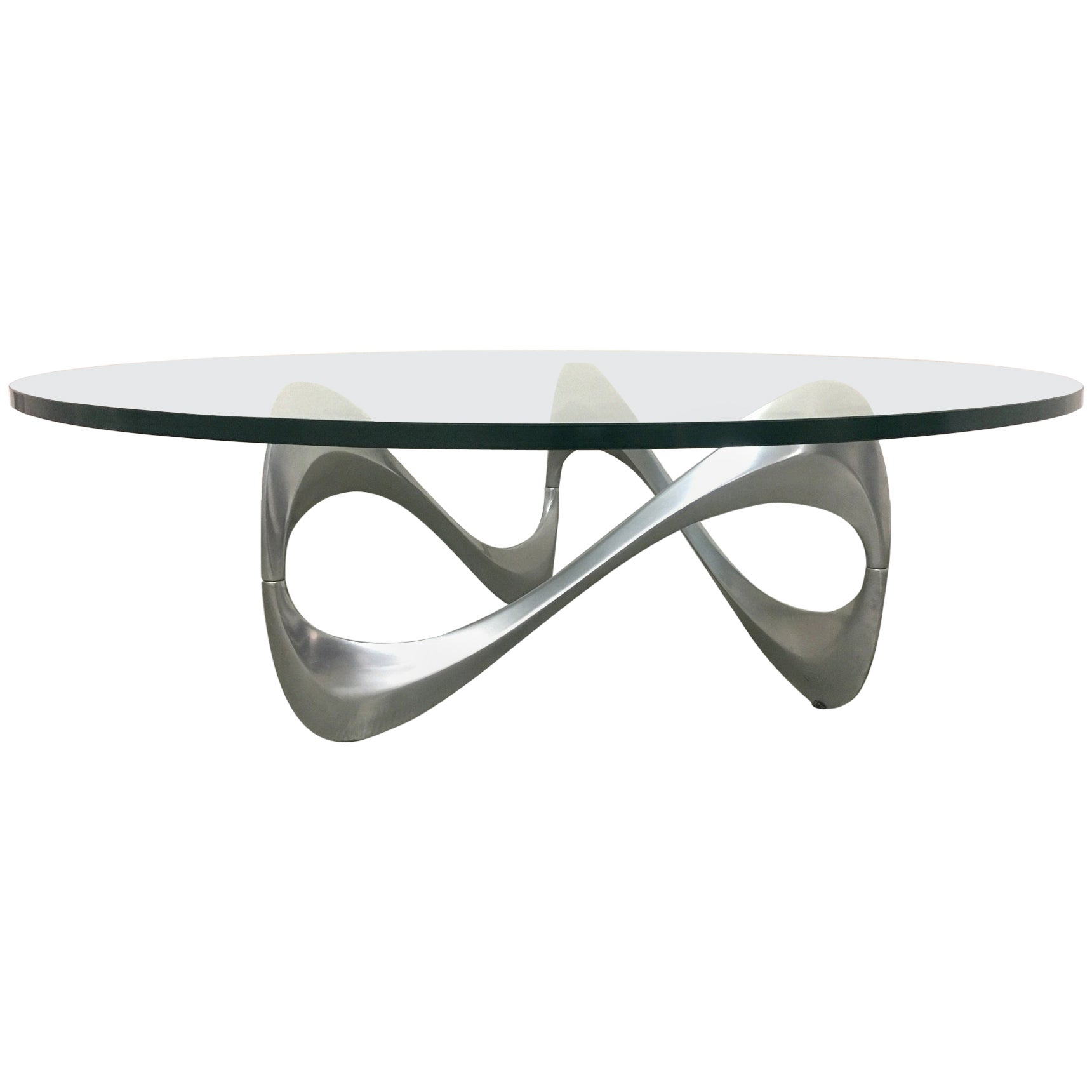 "Knut Hesterberg ""Snake"" Coffee Table"