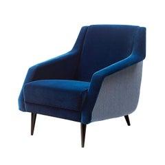 Carlo de Carli Re-Edition Mid-Century Modern Lounge Chair
