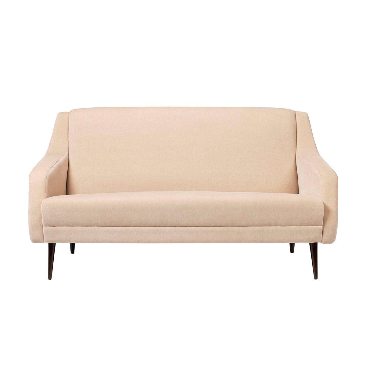 Carlo de Carli Re-Edition Mid-Century Modern 2 Person Sofa