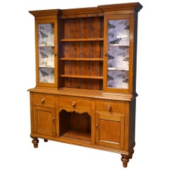 Victorian Welsh Oak Antique Dresser