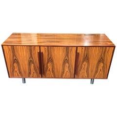 Danish Rosewood Sideboard by Sigvard Bernadotte for Atlas & Silkeborg, 1960s