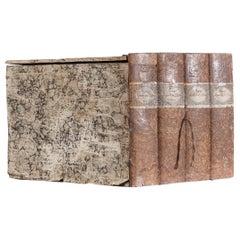 19th Century Italian Document Box