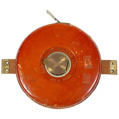 Leather Cased Tape