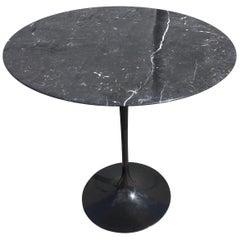 Eero Saarinen Marble Side Table for Knoll