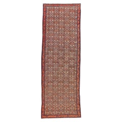 Early 20th Century Long Malayer Runner