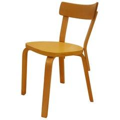 Vintage Alvar Aalto or Artek Chair Model 69