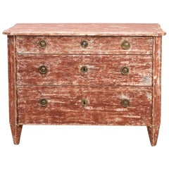 Late 18th Century Gustavian Bureau from Sweden