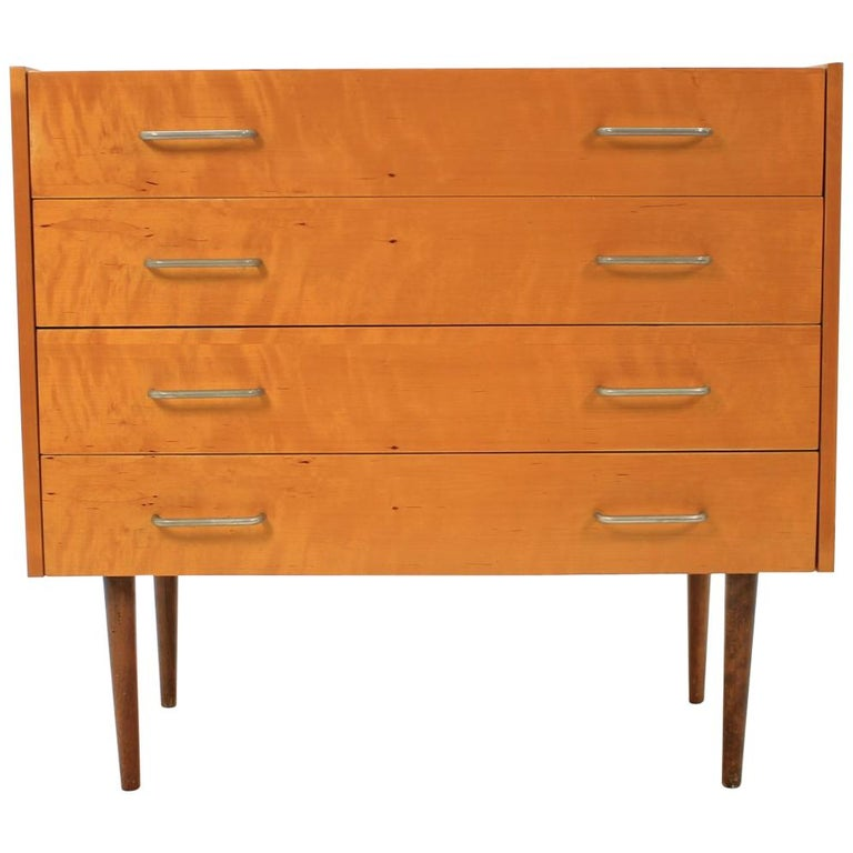 Midcentury Chest of Drawers, 1960s For Sale