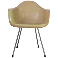 Early Eames Second Generation Fiberglass Bucket Shell Chair