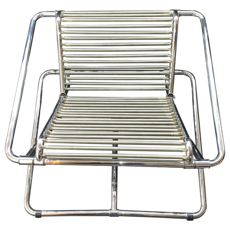 Ron Arad English Postmodern 'One off' Rocking Chair For Sale