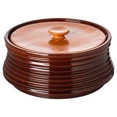 Mediterranean Lands, Coocking Pots, Contemporary Ceramic.
