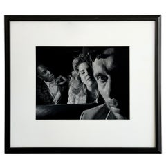 Ryan Weideman Framed Black and White Photograph