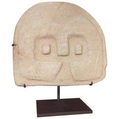 Valdivian Owl Stele Sculpture