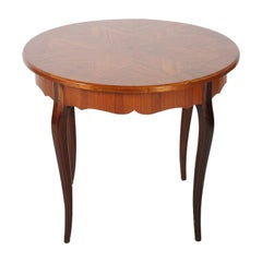 French Kingwood Occasional Table
