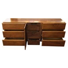 Midcentury Lane Furniture 9-Drawer Dresser