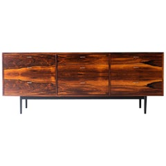 Jack Cartwright Rosewood Credenza / Dresser for Founders