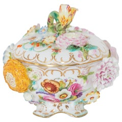 English Porcelain Bowl by Coalport
