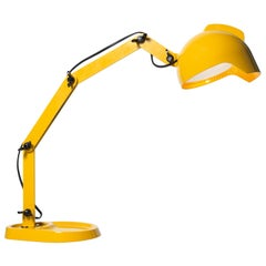 Foscarini Duii Table Lamp in Yellow by Diesel