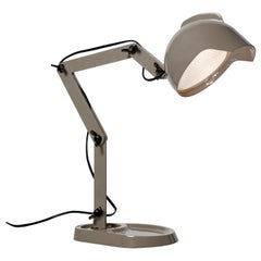 Foscarini Duii Table Lamp in Grey by Diesel