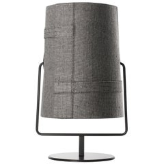 Foscarini Fork Maxi Table Lamp in Brown and Grey by Diesel