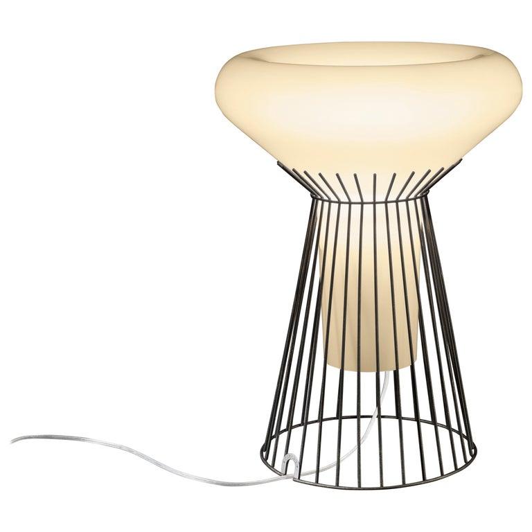 Foscarini Metafisica Table Lamp in Ivory by Diesel For Sale