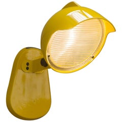 Foscarini Duii Mini Wall Lamp in Yellow by Diesel